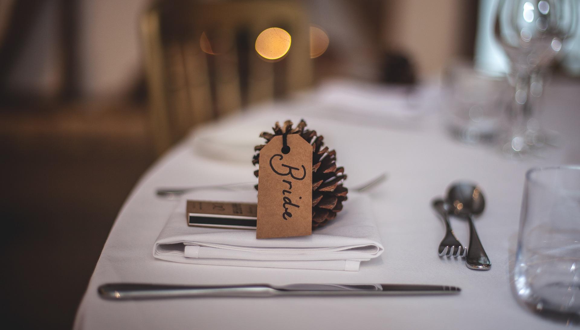 Wedding in a Local Venue